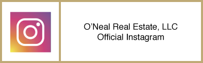 O'Neal Real Estate, LLC Official Instagram Account